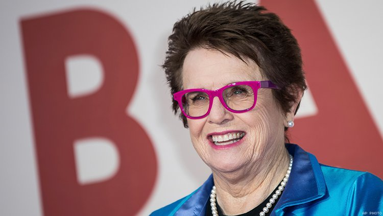 Billie Jean King Now Owns Part of the L.A. Dodgers