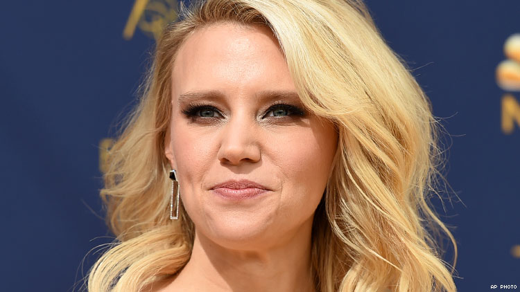 Kate McKinnon To Star In Fox News Sexual Harassment Drama