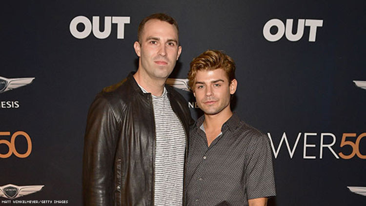 Garrett Clayton Makes First Public Appearance With Partner