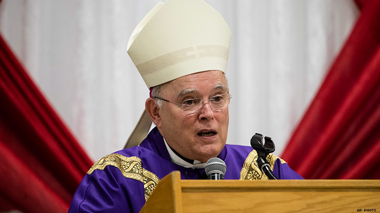 Philly Archbishop: LGBTQ People Don't Exist