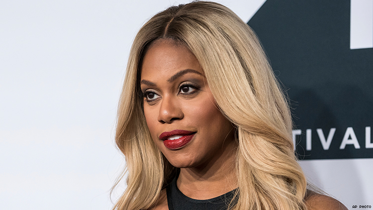 Laverne Cox on Why 'Pose' Is 'Vital' in a Time of Trans Erasure