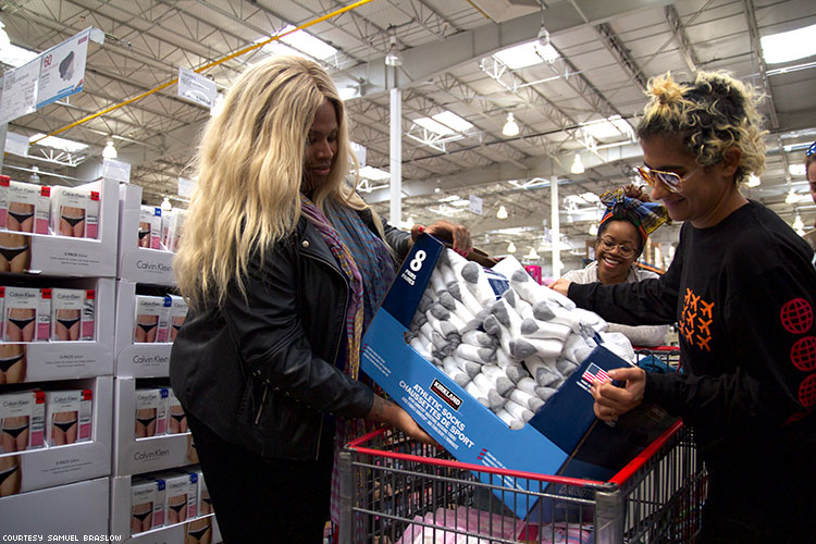 Loading Socks Costco