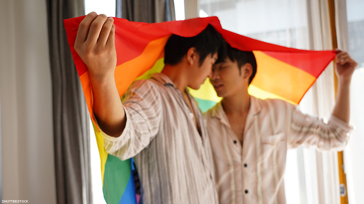 same sex marriage should be legal in thailand in Corona