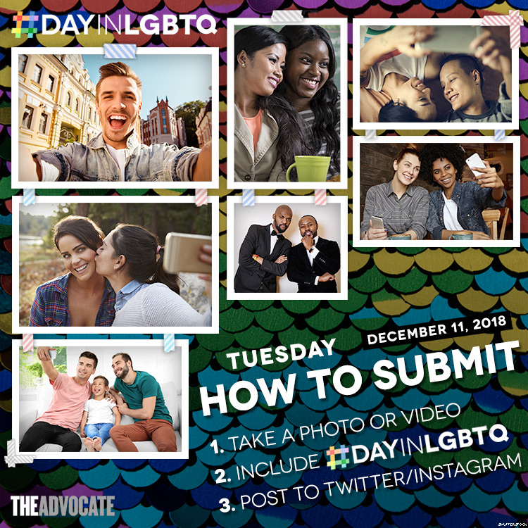 A #DayInLGBTQ America 2018: Are You Ready?