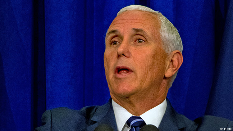 Is It Liberal Wishful Thinking, or Will Mike Pence Be Indicted?