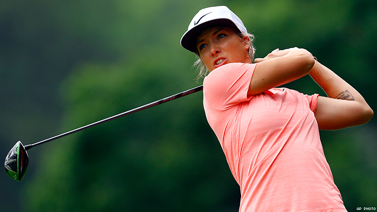Pro Golfer Mel Reid Comes Out, Joins Athlete Ally