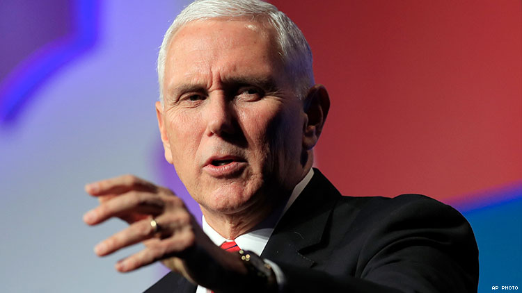 Mike Pence Is Covertly Weaponizing Language Against LGBTQ People