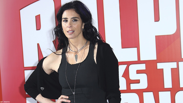 Sarah Silverman Promises She's Done with Using 'Gay' In Her Comedy