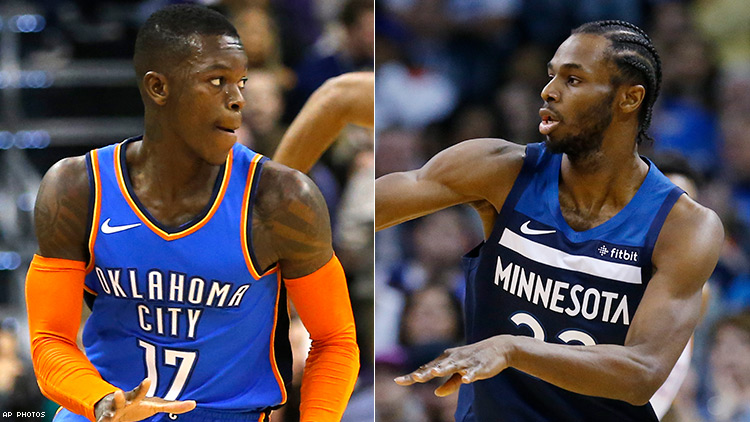 NBA Player Andrew Wiggins Denies Calling Opponent  Gay  58173d6c4