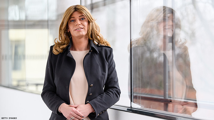 German MP Comes Out as Trans Woman, Makes History