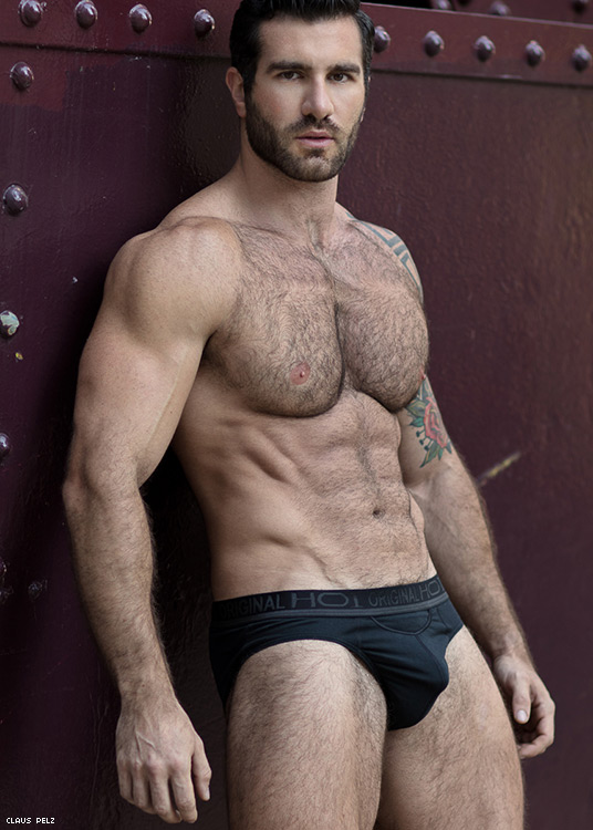 111 Muscle Man Photos Mostly Hairy By Claus Pelz