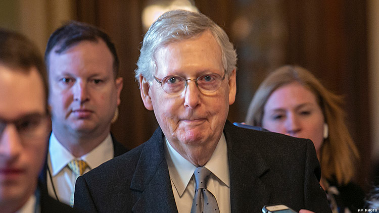 Have Mitch McConnell and the Republican Party Deserted Democracy?