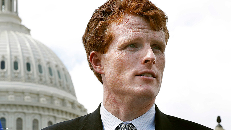 Rep. Joe Kennedy Introduces Resolution Against Trans Military Ban
