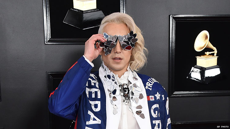 """Ricky Rebel: I Am a Voice for Americans """"put into the closet"""""""