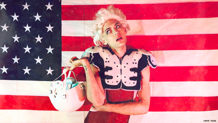 Uni's 'American Fag' Is a Queer Anthem and a Pushback on