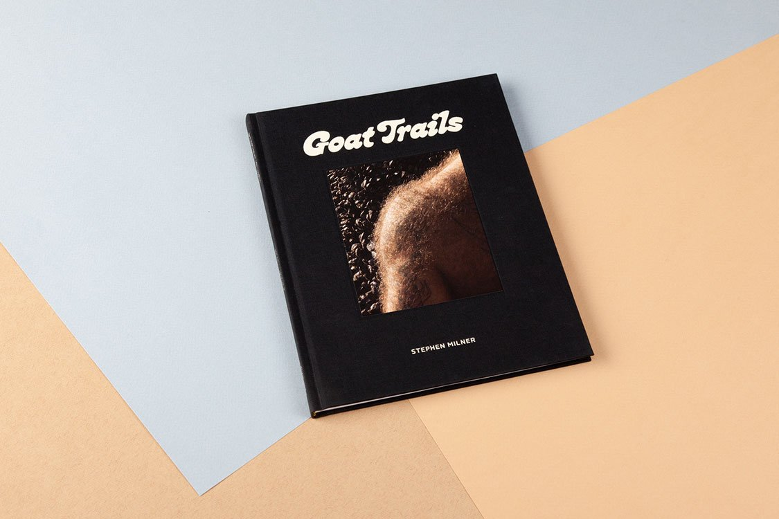Stephen Milner's photo book, 'Goat Trails', studies the history and  locations of
