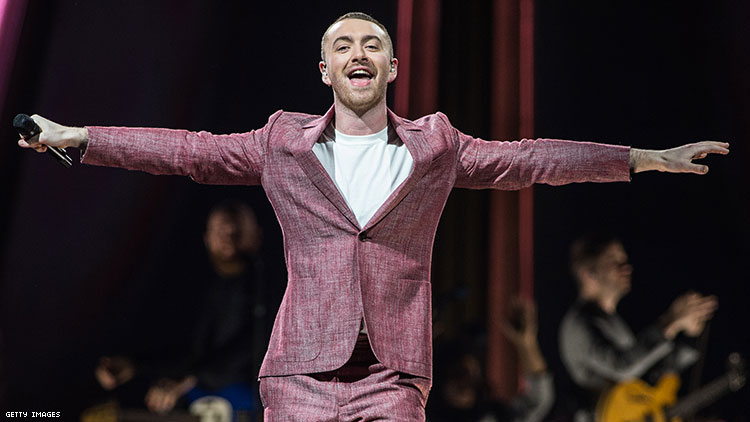 Sam Smith Is Genderqueer and Nonbinary, and I'm Confused