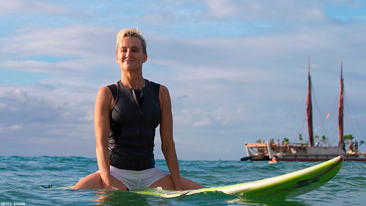 Keala Kennelly Is the First Openly Gay World Surfing Champion