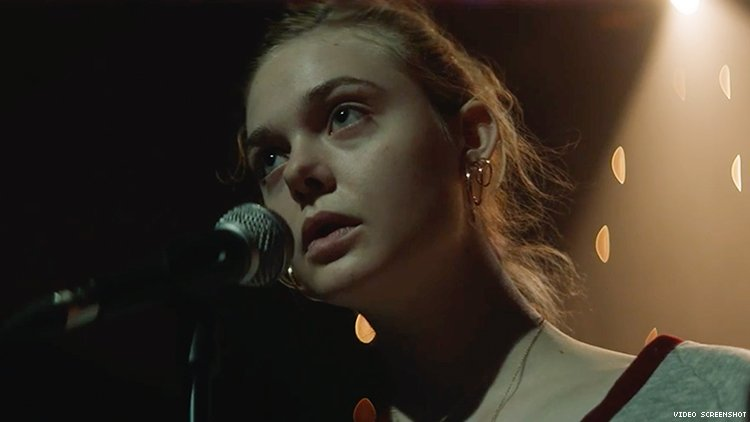 Elle Fanning Comes Out of Her Shell with Robyn's Help in 'Teen Spirit'