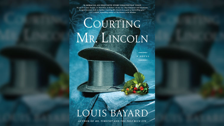 Was Abraham Lincoln Gay? Louis Bayard's new novel COURTING MR. LINCOLN