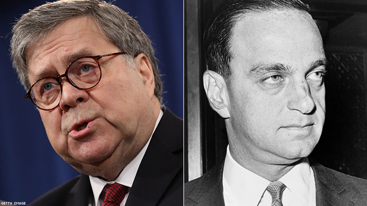 The Gift Of William Barr