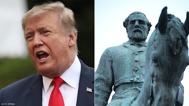 Image result for robert e lee trump