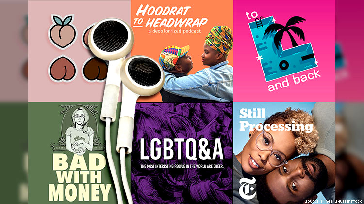12 LGBTQ Podcasts You Should Be Listening To