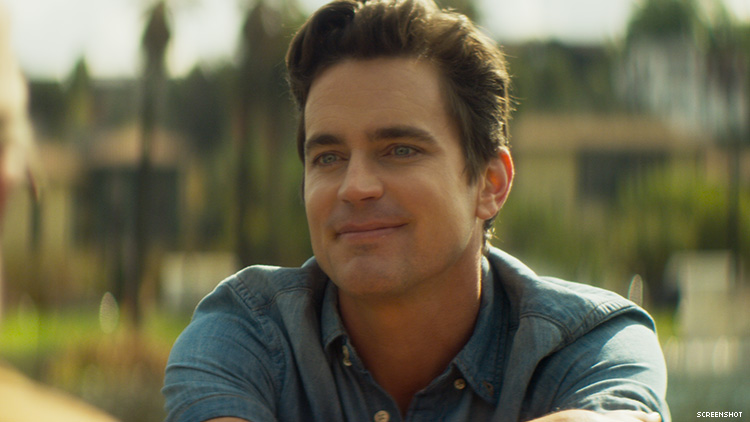 Matt Bomer Says His New Role Is About Breaking Down Walls