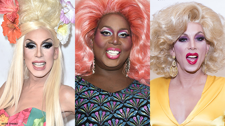 22 Drag Queens Answer: 'What's Your Favorite Comfort Food?'