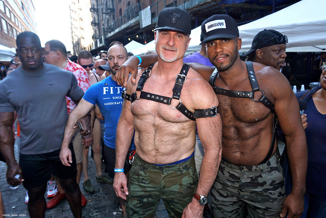 102 Photos of Leather, Sex, and Fantasy on the Streets of New York