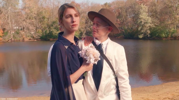 Lesbian Love Triangle Featured in New Film 'The Sympathy Card'