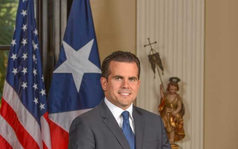 Ricardo Rossello via Office of the Governor of Puerto Rico