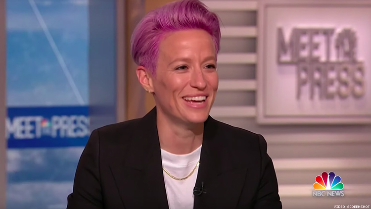 Megan Rapinoe Has a Message for Her Fans Who Are Trump Supporters