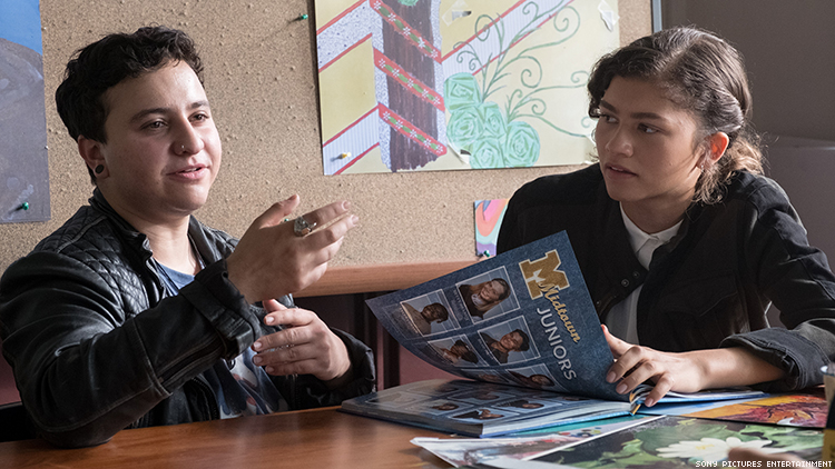 'Spiderman: Far From Home' Features Marvel's First Openly Trans Actor