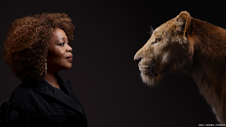The Lion King's Alfre Woodard on Running the Pride and Being Fabulous