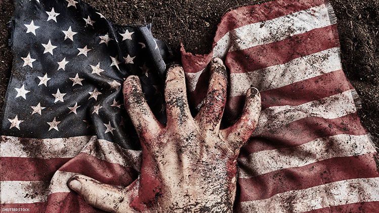 The Unclean Hands of Donald J. Trump