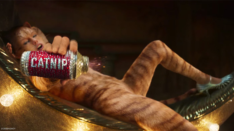 The 'Cats' Trailer Is Here, But Is It Camp?