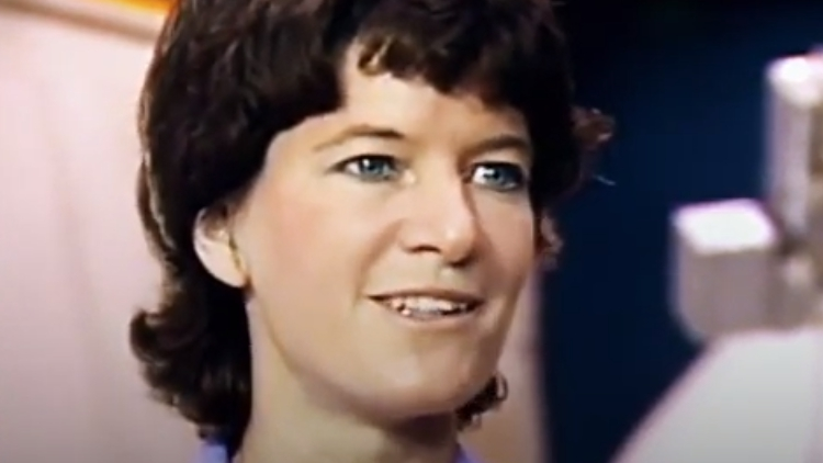 When Sally Ride Saved the Space Program