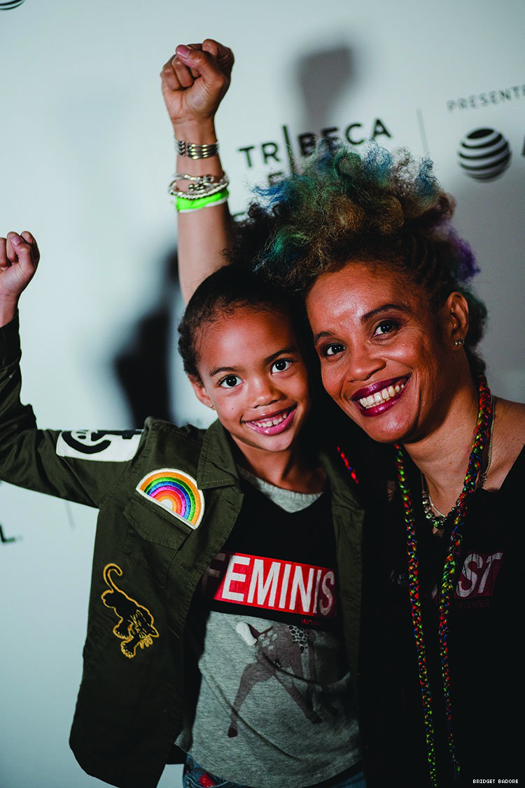Staceyann Chin on Being Single and Choosing Motherhood