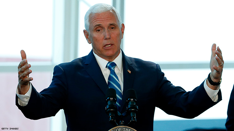 Mike Pence Fails to Pay $24K Tab at Gay-Owned Club