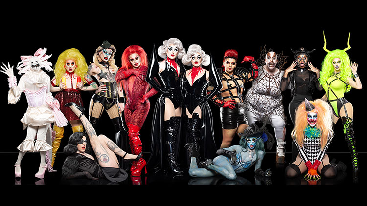 Dragula' Is First U S  Reality TV Competition With a Drag King