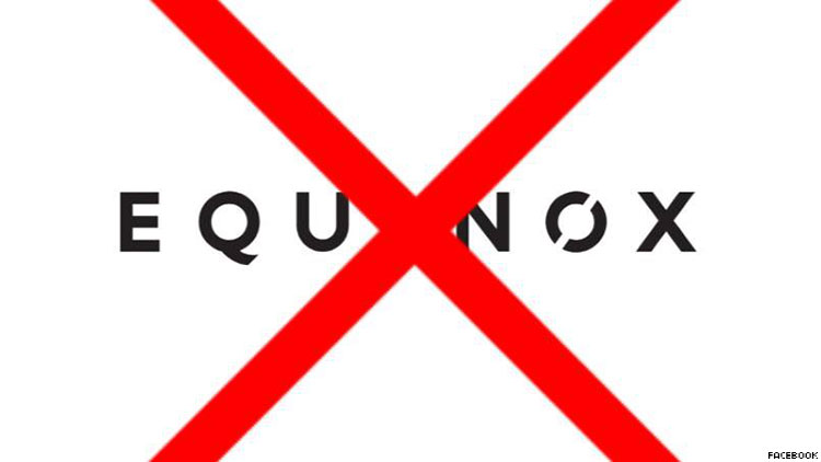 Protest of West Hollywood Equinox Planned for Friday