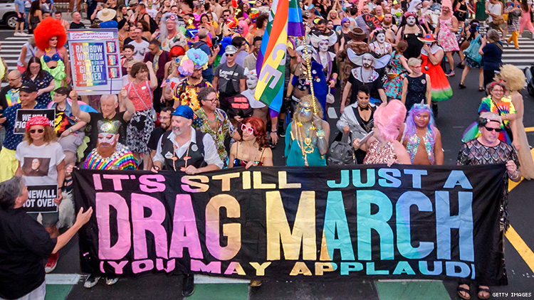 Why Drag Queens Will Lead the Revolution