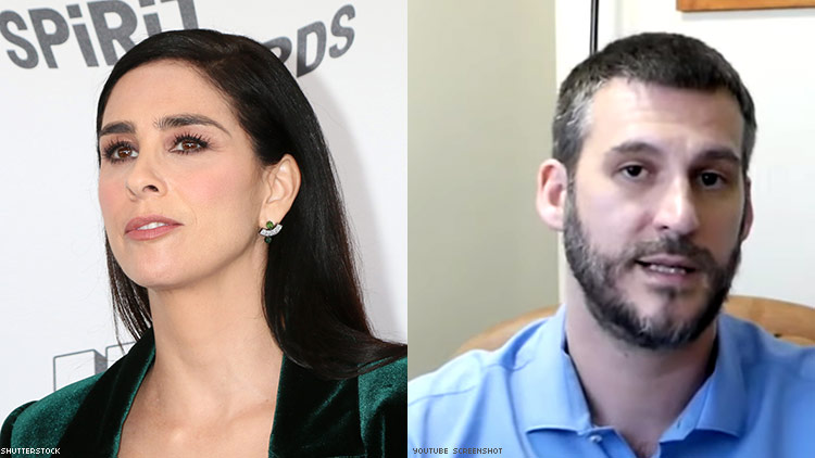 Antigay Pastor Wishes Death Upon Sarah Silverman Over 14-Year-Old Joke