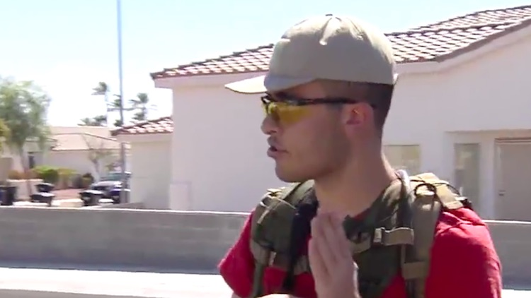 Neo-Nazi Arrested After Planning to Blow Up a Vegas LGBTQ Club
