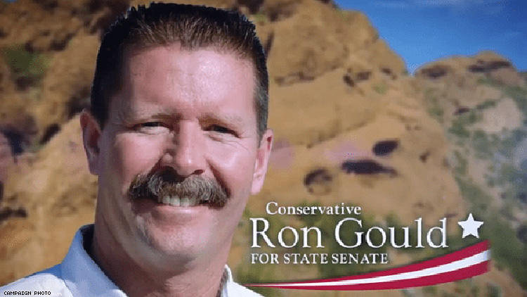 Arizona Elected Official Thinks Gay Men Die at 42