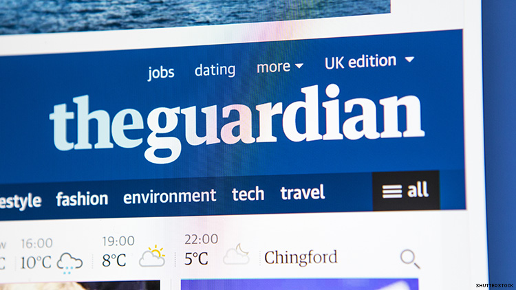 Two Employees Quit at The Guardian Over Transphobic Culture