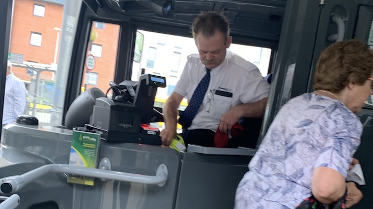 Homophobic Bus Driver Refuses to Drive Pride-Themed Vehicle