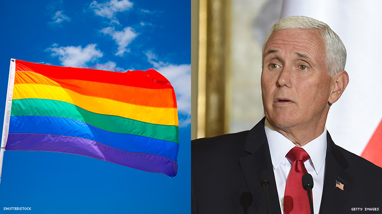 Iceland Trolled Mike Pence By Greeting Him With Rainbow Flags