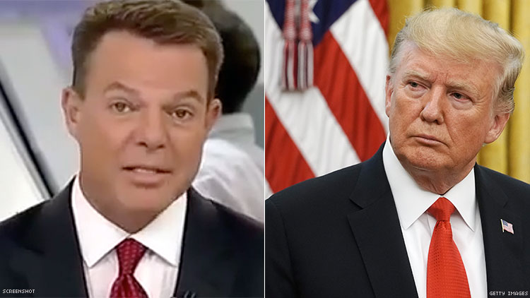 Shepard Smith: Trump Created Fake News With Sharpie
